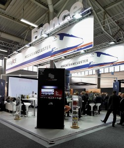 InnoTrans French Pavillon Hall 26.b Berlin